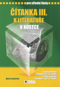 Obrázok Čítanka III. k literatuře v kostce pro střední školy