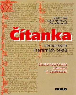 Obrázok Čítanka německých literárních textů
