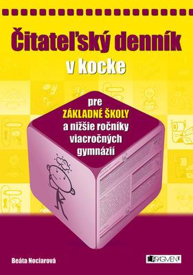 Čitateľský denník v kocke pre základné školy