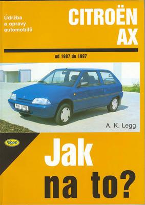 Obrázok Citroën AX od 1987 do 1997