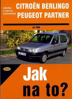 Obrázok Citroën Berlingo, Peugeot Partner od 1998
