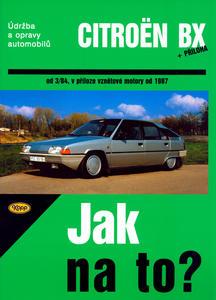 Obrázok Citroën BX 16,17 A 19 od 3/84