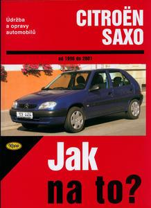 Obrázok Citroën Saxo od 1996 do 2001