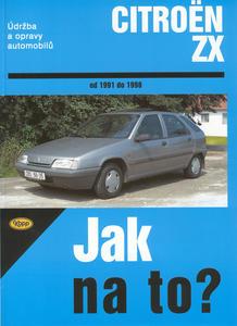 Obrázok Citroën ZX od 1991 do 1998