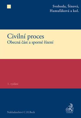 Obrázok Civilní proces