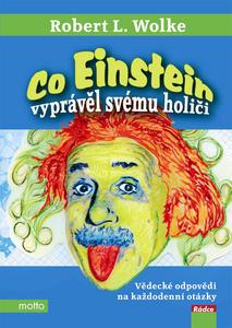 Obrázok Co Einstein vyprávěl svému holiči