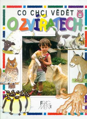 Obrázok Co chci vědět o zvířatech
