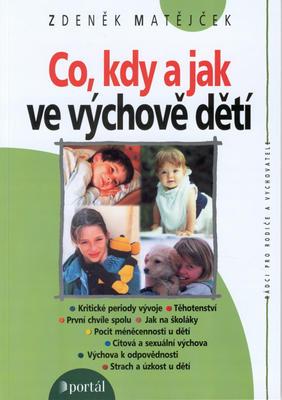 Obrázok Co, kdy a jak ve výchově dětí