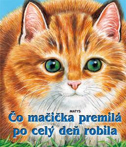 Obrázok Čo mačička premilá po celý deň robila