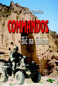 Obrázok Commandos Bič na Tálibán