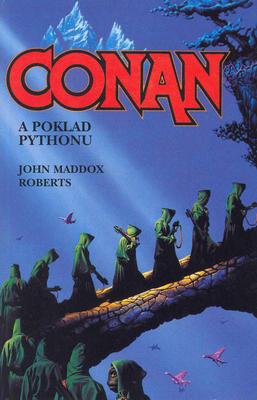 Obrázok Conan a poklad Pythonu