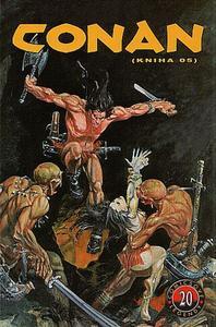 Obrázok Conan Komiksové legendy 20