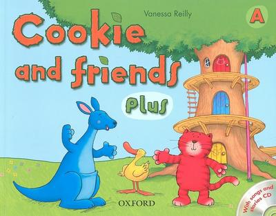 Cookie and friends Plus A