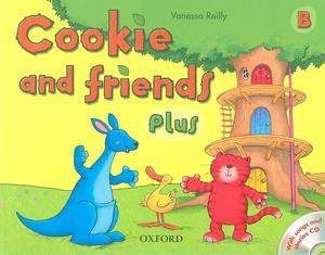 Obrázok Cookie and friends Plus B