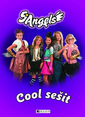 Obrázok Cool sešit 5 Angels