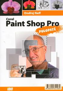 Obrázok Corel Paint Shop Pro polopatě