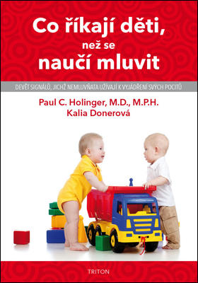 Obrázok Co říkají děti, než se naučí mluvit