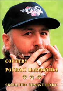 Obrázok Country foukací harmonika