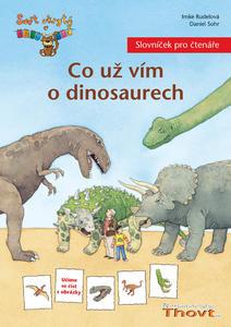Obrázok Co už vím o dinosaurech