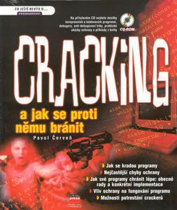 Obrázok Cracking a jak se proti..+ CD