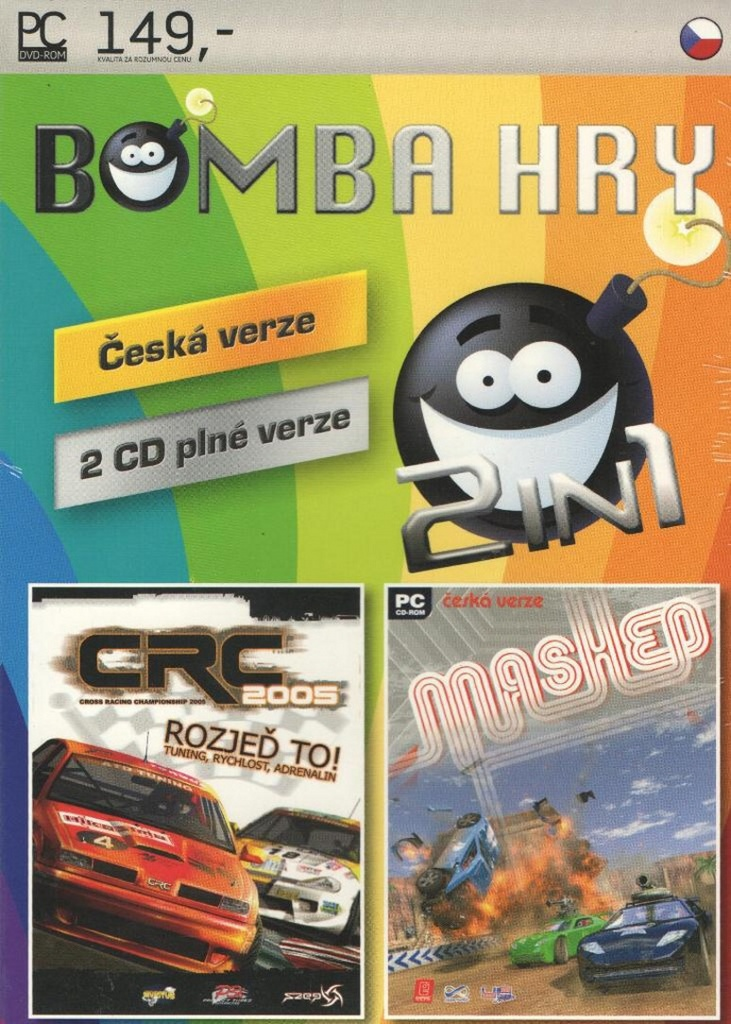 CRC 2005/ Mashed