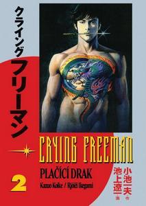 Obrázok Crying Freeman Plačící drak 2