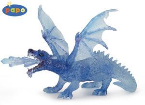 Obrázok Crystal drak modrý