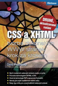 Obrázok CSS a XHTML