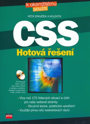 Obrázok CSS Hotová řešení + CD