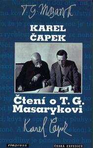 Obrázok Čtení o T.G.Masarykovi