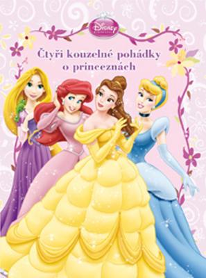 Obrázok Čtyři kouzelné pohádky o princeznách