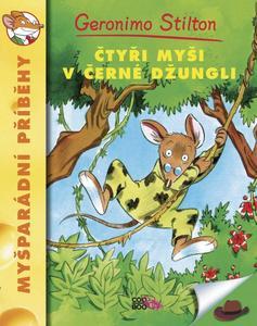 Obrázok Čtyři myši v černé džungli