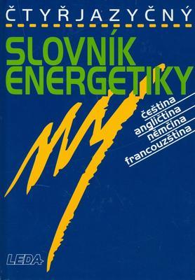 Obrázok Čtyřjazyčný slovník energetiky