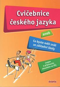Obrázok Cvičebnice českého jazyka