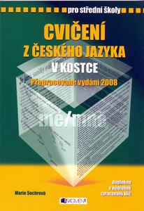 Obrázok Cvičení z českého jazyka v kostce