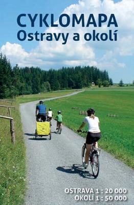 Obrázok Cyklomapa Ostrava a okolí