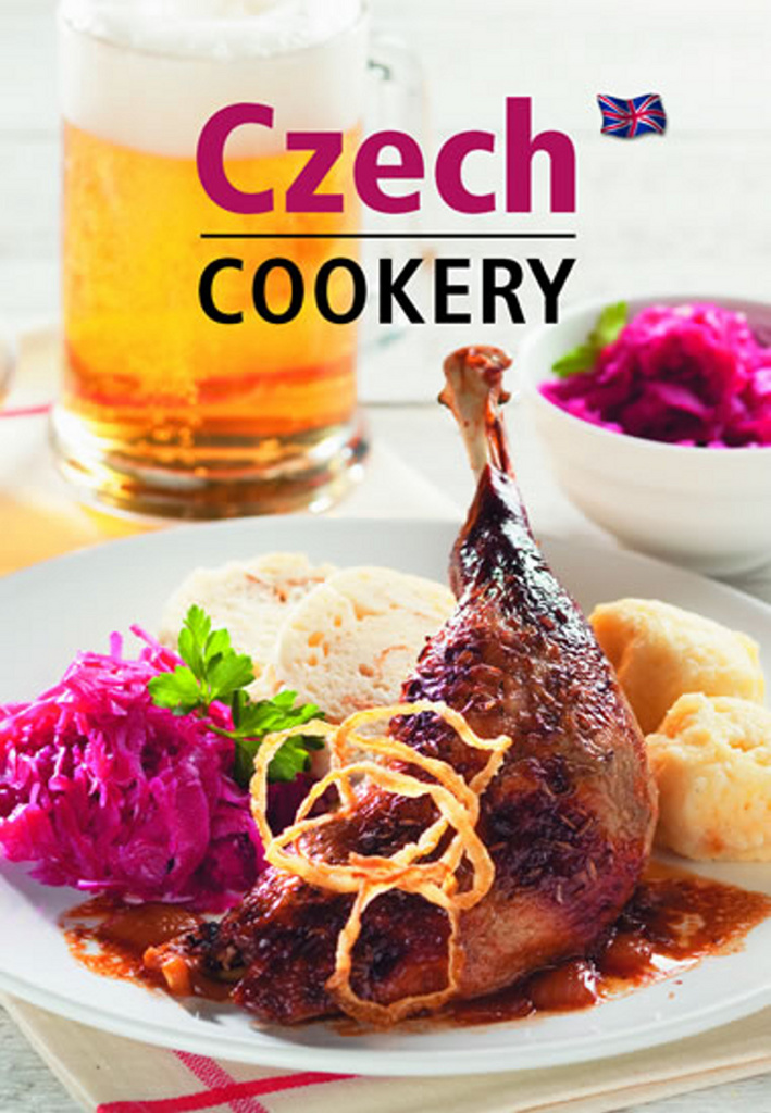 Czech Cookery - Lea Filipová