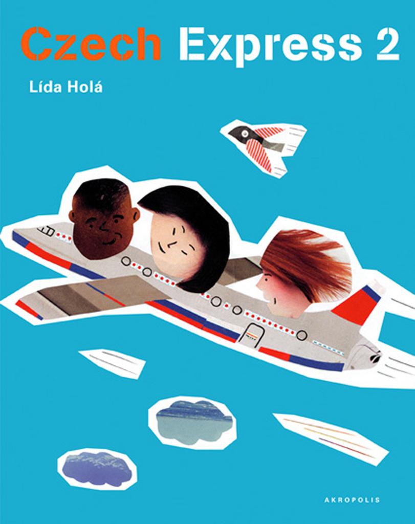 Czech Express 2 + CD + karty - Lída Holá