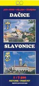 Obrázok Dačice, Slavonice 1: 7 500