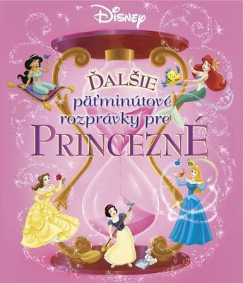 Obrázok Ďalšie päťminútové rozprávky pre Princezné