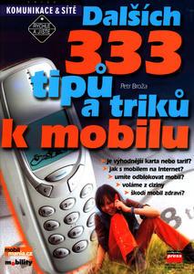 Obrázok Dalších 333 tipů a triků k mobilu