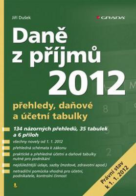 Obrázok Daně z příjmů 2012