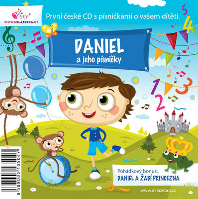 Obrázok Daniel a jeho písničky
