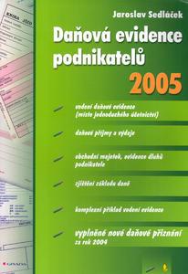 Obrázok Daňová evidence podnikatelů 2005