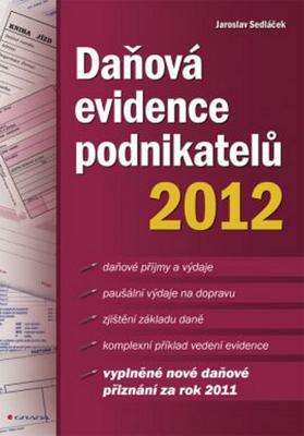 Obrázok Daňová evidence podnikatelů 2012