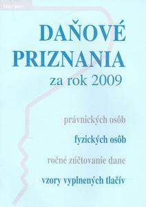 Obrázok Daňové priznania za rok 2009