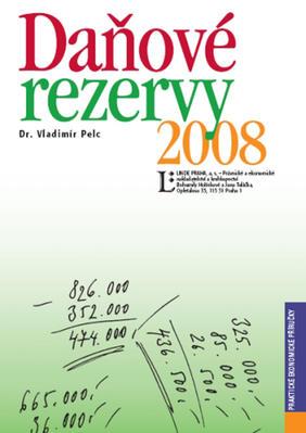 Daňové rezervy 2008