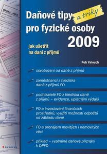 Obrázok Daňové tipy (a triky) pro fyzické osoby 2009