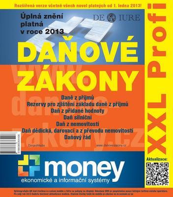 Obrázok Daňové zákony 2013 XXL Profi