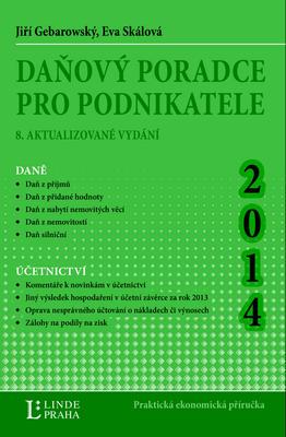 Obrázok Daňový poradce pro podnikatele 2014